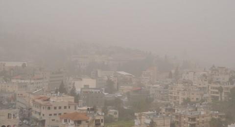 وزارة البيئة: تلوث شديد في الهواء وتحديدًا في منطقتي النقب وايلات