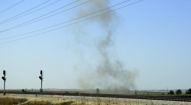 صفارات انذار في الجنوب، واسرائيل ترد بالقصف