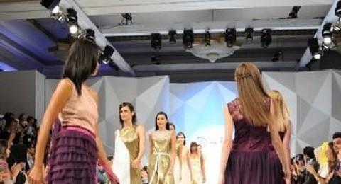 المصممة ديما عياد تعرض مجموعتها لصيف 2013