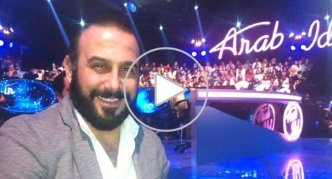 لماذا بكى قصي الخولي في Arab Idol؟!