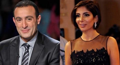 هكذا ظهر أحمد السقا ومنى زكي في أفيش فيلمهما الجديد