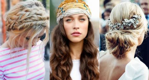 أفكار مختلفة لتسريحات شعر متميزة في رمضان