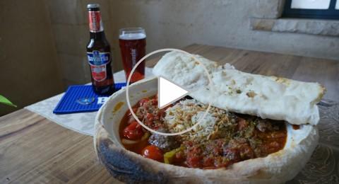 الحلقة 10: كباب حلبي على طريقة مطعم سهارى