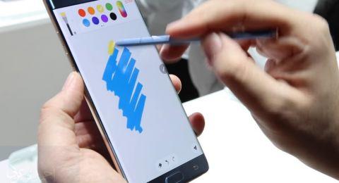 تعرَّف على استخدامات سحرية لقلم سامسونج الجديد