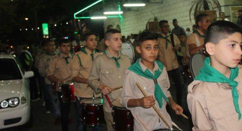 اهلًا بالعيد... يوم الاثنين تنطلق مسيرة العيد في الناصرة من مسجد السلام