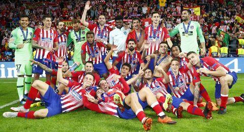 أتلتيكو مدريد يهزم نظيره الريال ويتوج بطلًا لكأس السوبر الأوروبي