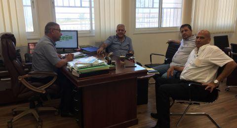قضية افراز الأراضي في سولم توشك على نهايتها واجتماع هام في المجلس