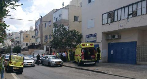 حيفا: شجار يسفر عن طعن مواطن
