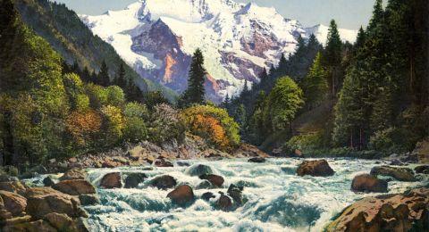 أماكن مذهلة في انترلاكن في سويسرا تستحق زيارتك!