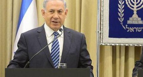 نتنياهو يحرض على مظاهرة الأمس ويهدد بمواجهة عسكرية شاملة في غزة