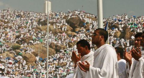 انتهاء الاستعدادات لتفويج الحجاج إلى صعيد عرفات