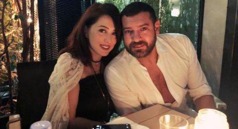 رسائل حب متبادلة بين عمرو يوسف وكندة علوش عبر إنستقرام
