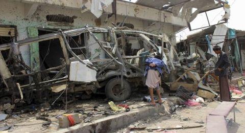 العفو الدولية: هجمات السعودية في اليمن ترقى إلى جرائم حرب