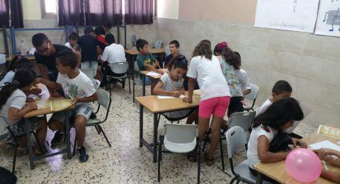 في مدارس يافة الناصرة ..  عطلة حافلة بالروبوتيكا والفضاء والعلوم