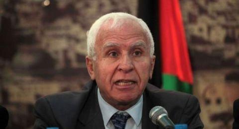 الاحمد: اتفاق التهدئة بين حماس وإسرائيل