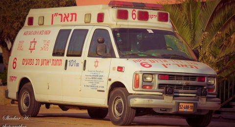 العثور على جثة شاب من اللد في منطقة حرشية