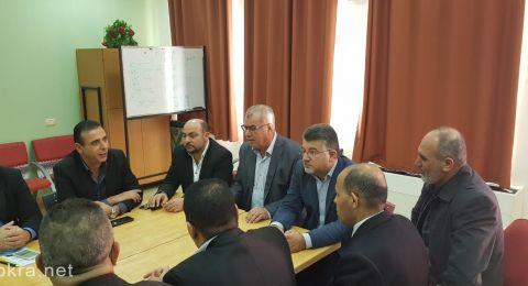 اجتماع خاص في المتابعة وقرارات لمواجهة قانون القومية