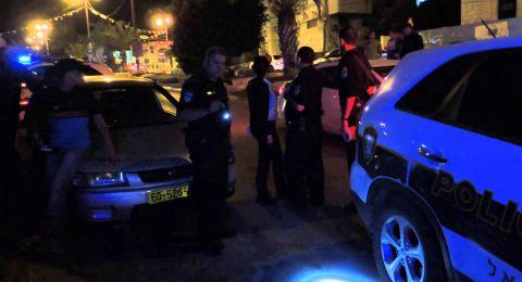 باقة الغربيّة: مصابان بجريمة اطلاق نار اثر اقتحام حفل زفاف