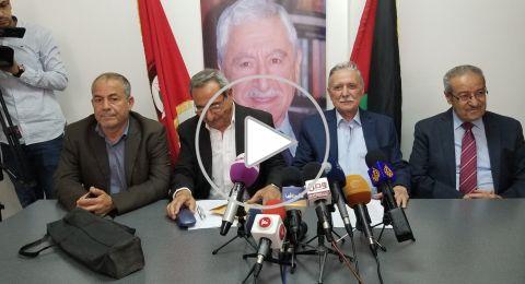 """""""الجبهة الديمقراطية"""" تعلن رسميًا مقاطعتها اجتماع المجلس المركزي في رام الله"""