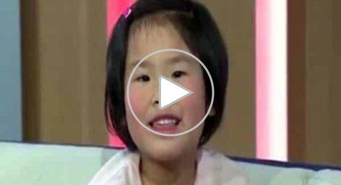 طفلة في الخامسة تتحدث 3 لغات وتحفظ شعر شكسبير