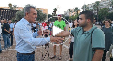 د. جمال زحالقة لبكرا: مطلبنا هو الغاء القانون لا تعديله كما يطالب اليسار الصهيوني