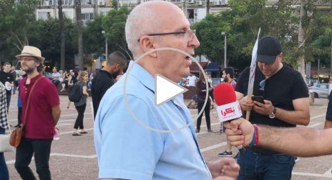 وائل يونس: قدمت استقالتي من الكنيست بالعربية كإحتجاج على القانون