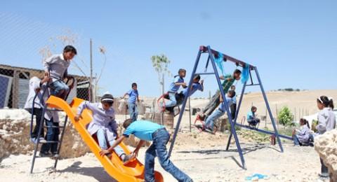 افتتاح مدرسة الخان الأحمر... اصرار فلسطيني على تحدي الاحتلال