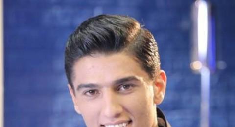 محمد عساف ضيف حلقة النتائج في Arab Idol