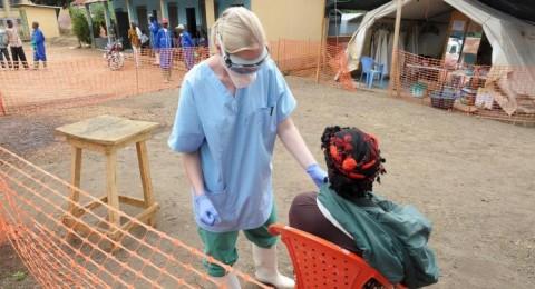 اليوم في مطار اللد : تدريبات على تشخيص المصابين بالايبولا