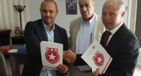 في خطوة تاريخية، توأمة بين الأمعري والنجم الساحلي التونسي