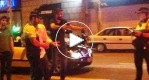 الكشف عن حادثة بيكيه مع رجال الشرطة