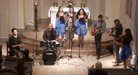 المدرسة الإيطالية- حيفا تتألق في مشروع