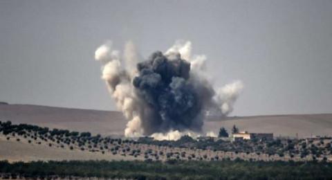 سوريا: مقتل أكثر من 10 مدنيين ومسعفين بقصف للتحالف الدولي