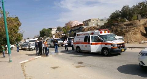 رهط: مصرع رمزي سعد القريناوي بعد سقوط من عربة سيارة