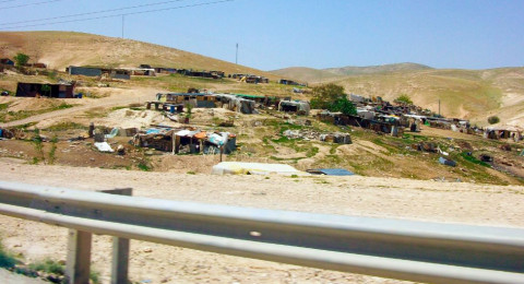 إسرائيل تقرر طرد البدو من محيط القدس وفتح تندد وتدعو لتصعيد المقاومة الشعبية