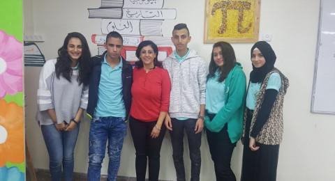 انتخاب مجلس طلاب في المدرسة الإعدادية الحديقة (أ) يافة الناصرة