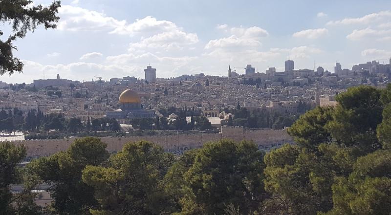 القدس: شبكة أنفاق بطول ٤ كم تقام في