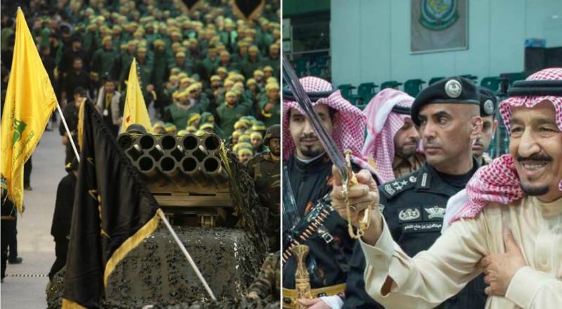 السعودية تهدد حزب الله