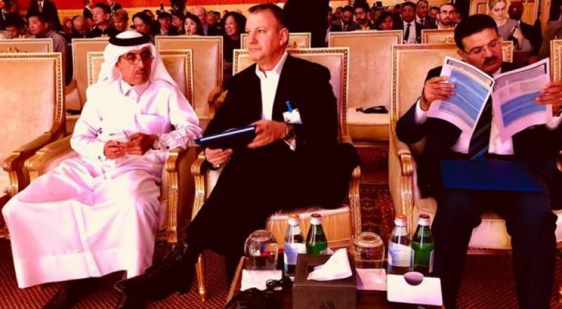 سياسي إسرائيلي يشارك في مؤتمر في الدوحة