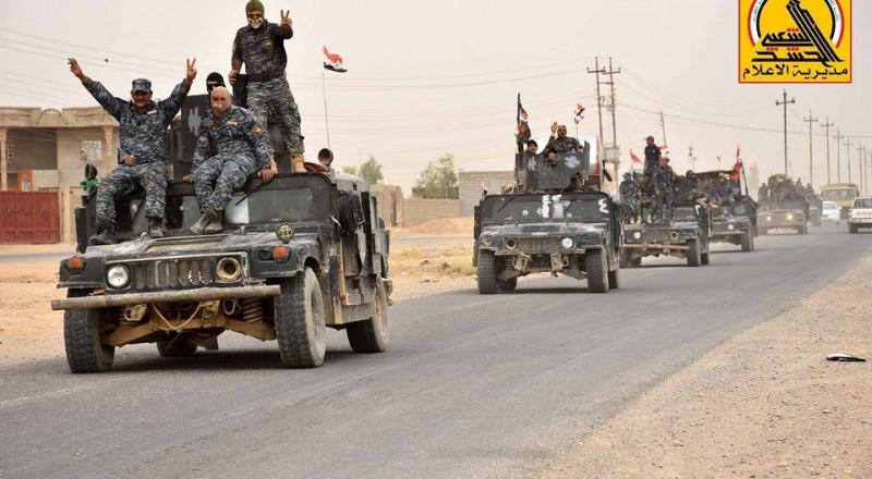 القوات العراقية تحرر راوة .. آخر معاقل داعش في العراق