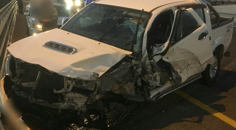 4 اصابات في حادث طرق بالقرب من صفورية