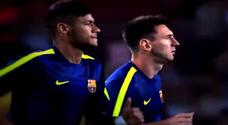 ميسي يهدد نيمار: ممنوع اللعب لريال مدريد