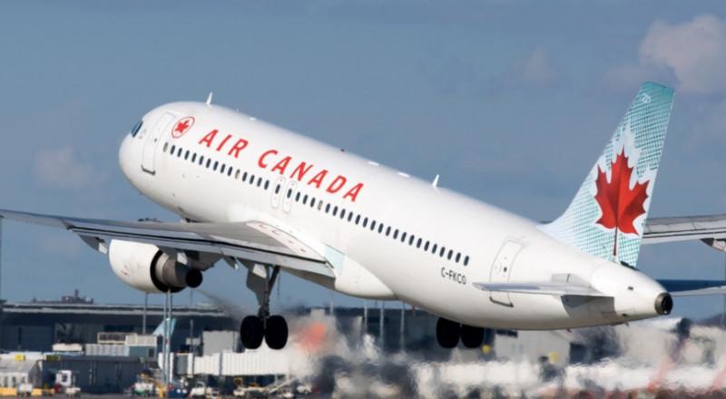 شركة الطيران الكندي تنهي عقداً كبيراً مع