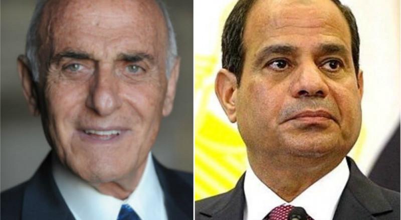 منيب المصري يشيد بالسيسي: مصر ستبقى حريصة على حقوق الشعب الفلسطيني