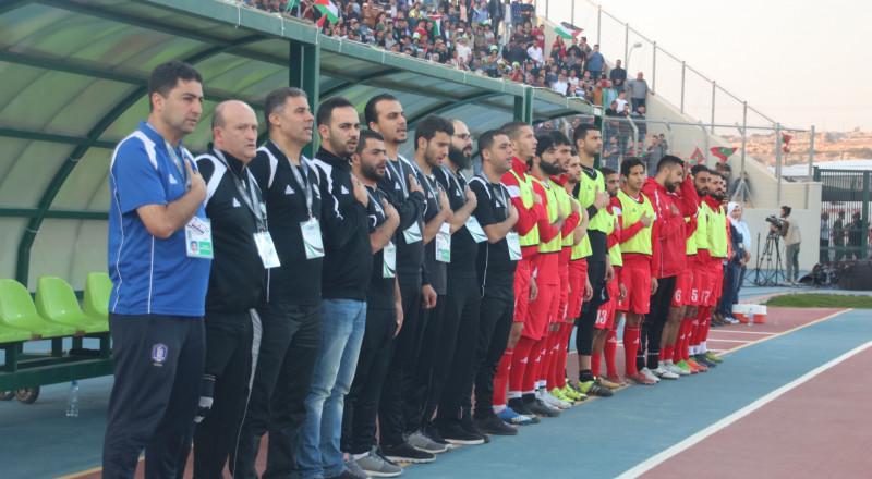 مدرب المنتخب الفلسطيني: في الطريق إلى كأس آسيا، كل مباراة وديّة تهمنا