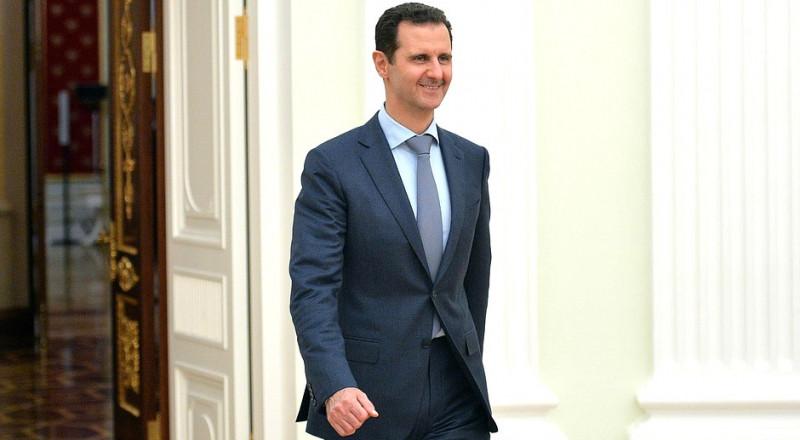 الرئيس السوري: الحرب أنهكت بلادنا لكنها لم تسقطها