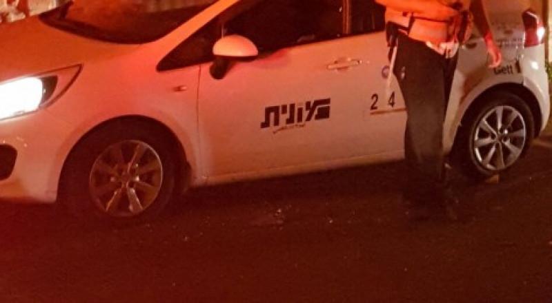 نتسيرت عيليت: اعتقال 5 اشخاص بشبهة الإعتداء على سائق باص