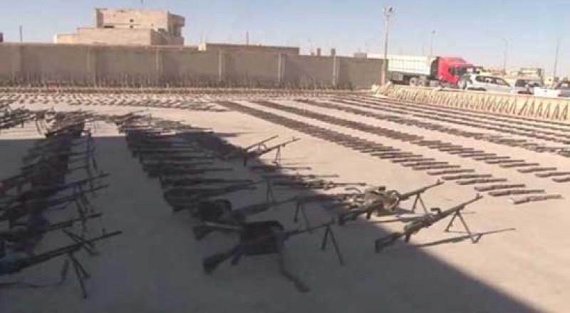 معارك الصحراء تكشف الدعم الأمريكي لداعش في سورية