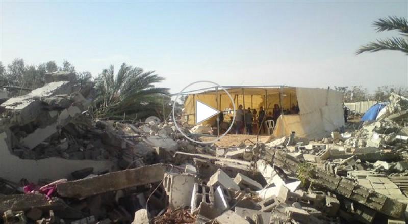 مأساة مخيم اللاجئين أبو عيد في اللد استمرار لسياسة الماضي الترحيل والتهجير والتدمير