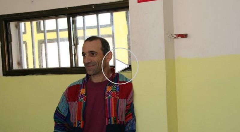 عين ماهل : وفد من جامعة تل ابيب يحاضر في المدرسة الثانوية